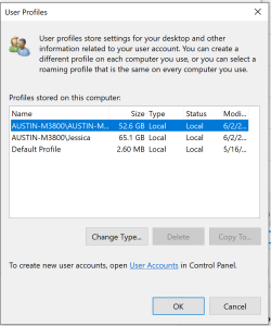 How to Remove User Profiles in Windows 10  | IT PRO Source